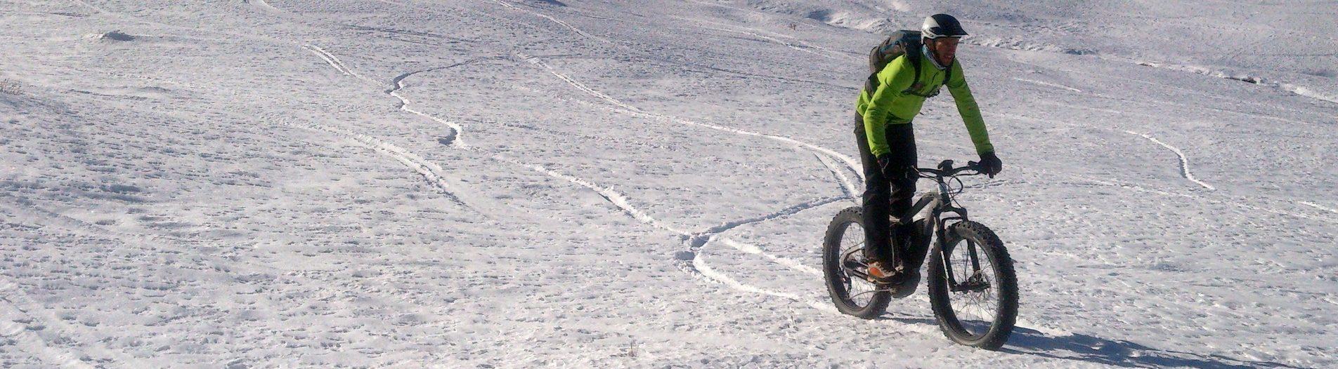 Activités d'hiver à Crévoux